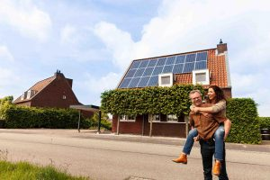 Direct Mail campagne voor Greenchoice namens Kieszon