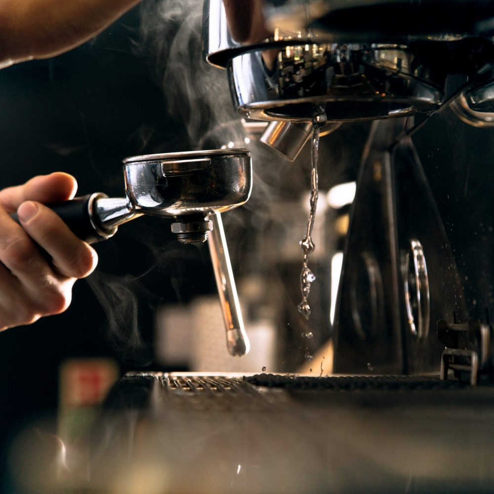 Coffee Making, coffee maker