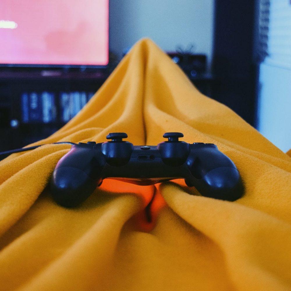 Comfy gaming
