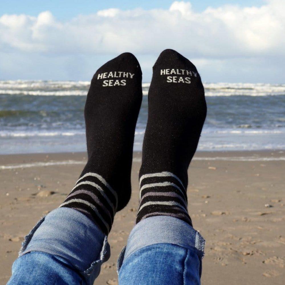Ruim de zee op met Healthy Seas Socks